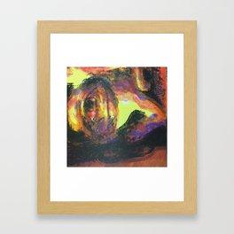 Jetset Framed Art Print