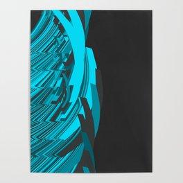Weird Abstraction Poster