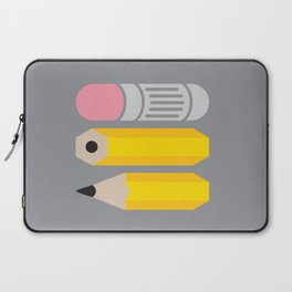Deconstructed Pencil Laptop Sleeve