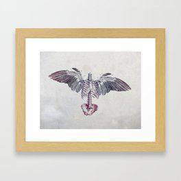 Dead Things Framed Art Print