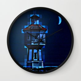 Beach guard Wall Clock