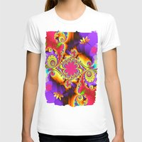 tropical T-shirts featuring Tropical  by thea walstra