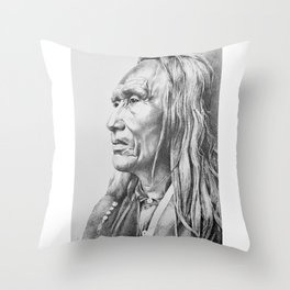 Chief Throw Pillow