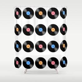 vinyl does it better Shower Curtain