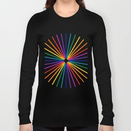Spectrum Starburst Long Sleeve T-shirt