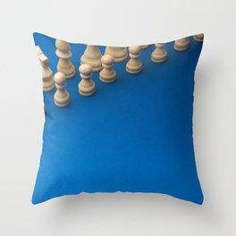 Chess9 Throw Pillow
