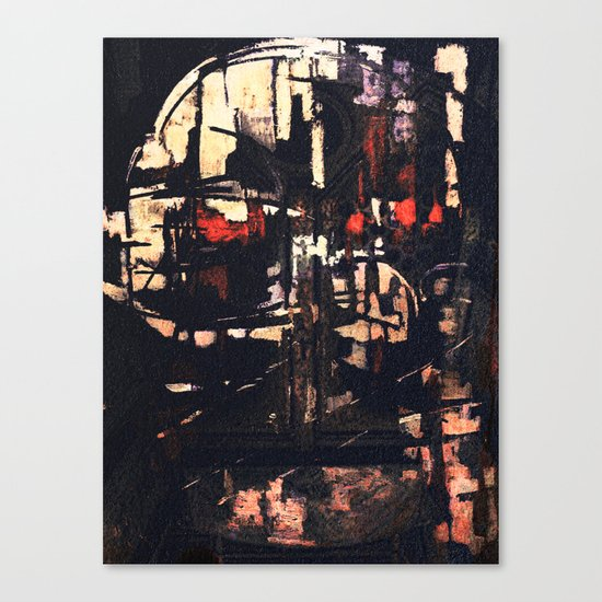 Future's Soldiers 1 Canvas Print