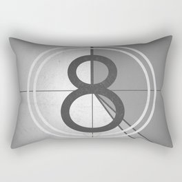 Countdown Film Rectangular Pillow