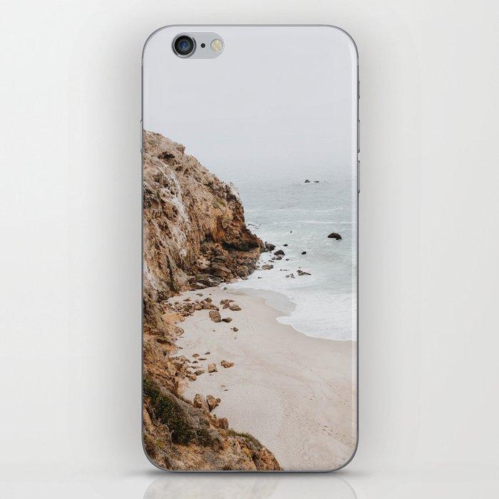 malibu coast / california iPhone Skin