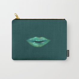 Cool Jewel Lips Carry-All Pouch