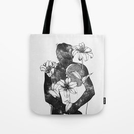 You are my flowery drug. Tote Bag