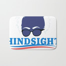 Bernie-Sanders---Hindsight-2020 Bath Mat