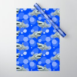 Jaws Wrapping Paper