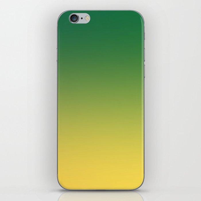 HIGH TIDE - Minimal Plain Soft Mood Color Blend Prints iPhone Skin