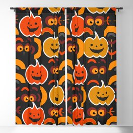 My funny and cute Halloween Blackout Curtain