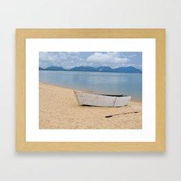 Lake Malawi Framed Art Print