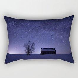 Adirondack Milkyway over Norman Ridge Rectangular Pillow