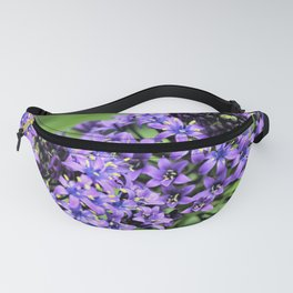 Purple Petals by Reay of Light Photography Fanny Pack