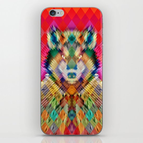 Corporate Wolf iPhone & iPod Skin