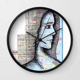 Miami, Florida Wall Clock