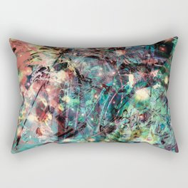 Delirium Rectangular Pillow