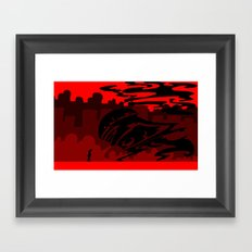 Judgement  Framed Art Print