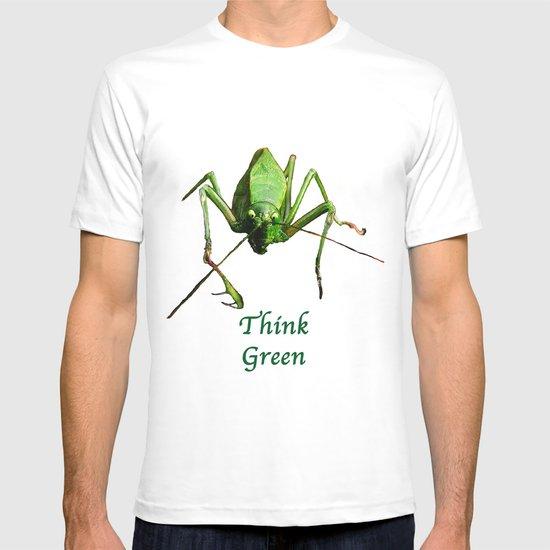 Green Katydid T-shirt