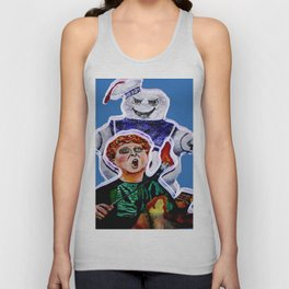 You're Killing Me Puft! Unisex Tank Top