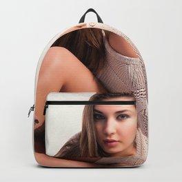 Fashion Illustration Viviana Backpack