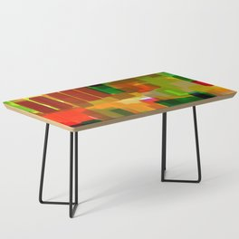 city construction site Coffee Table