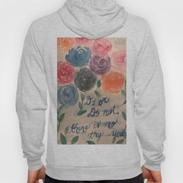 Do or Do Not, There is No Try Hoody