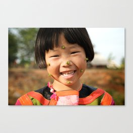 Cool Kids Canvas Print
