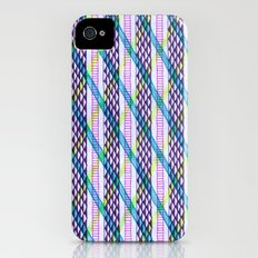Isometric Harlequin #2 iPhone (4, 4s) Slim Case