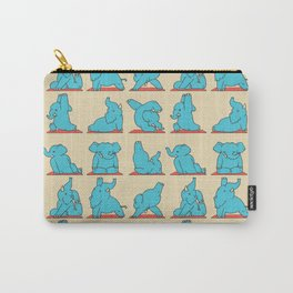 Elephant Yoga Carry-All Pouch