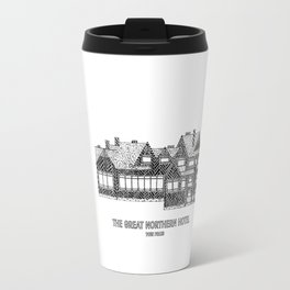 Twin Peaks - The Great Northern Hotel Travel Mug