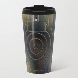 Gridlocked Travel Mug