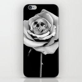 Beauty & Death iPhone Skin