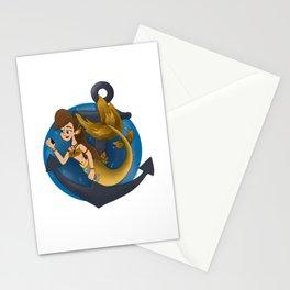 Anchor explorer Stationery Cards
