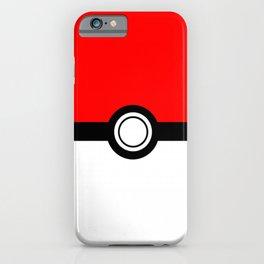 Gotta catch em all Pokeball iPhone Case