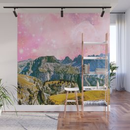 Small World #society6 #decor #buyart Wall Mural