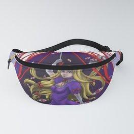 Yukari's Umbrella Fanny Pack