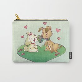 Spavinho in Love Carry-All Pouch