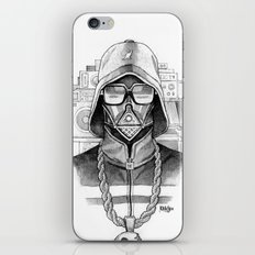 Def Vader iPhone & iPod Skin
