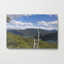 Ushuaia #1 Metal Print