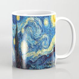 stary night re do Coffee Mug