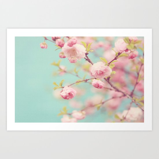 Spring is Bustin' Out All Over Art Print