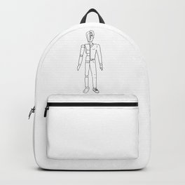 HalfMan Backpack