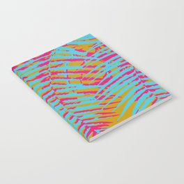 colorful tropics Notebook