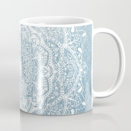 NATURE DETAILS MANDALA Coffee Mug
