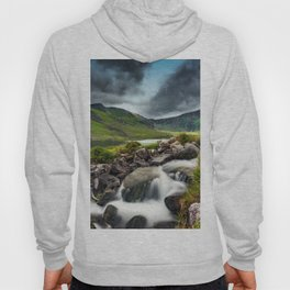 Tryfan and Ogwen Lake Hoody